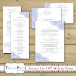 New DIY Wedding Packages