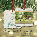 New Personalized Ornaments