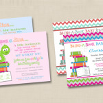Adorable Bookworm Birthday Party Ideas
