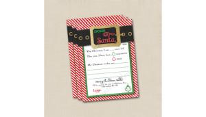 Dear Santa Letter Printable File